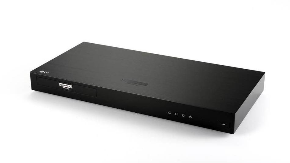 Svelati prezzo e disponibilità del lettore Ultra HD Blu-ray LG UP970?
