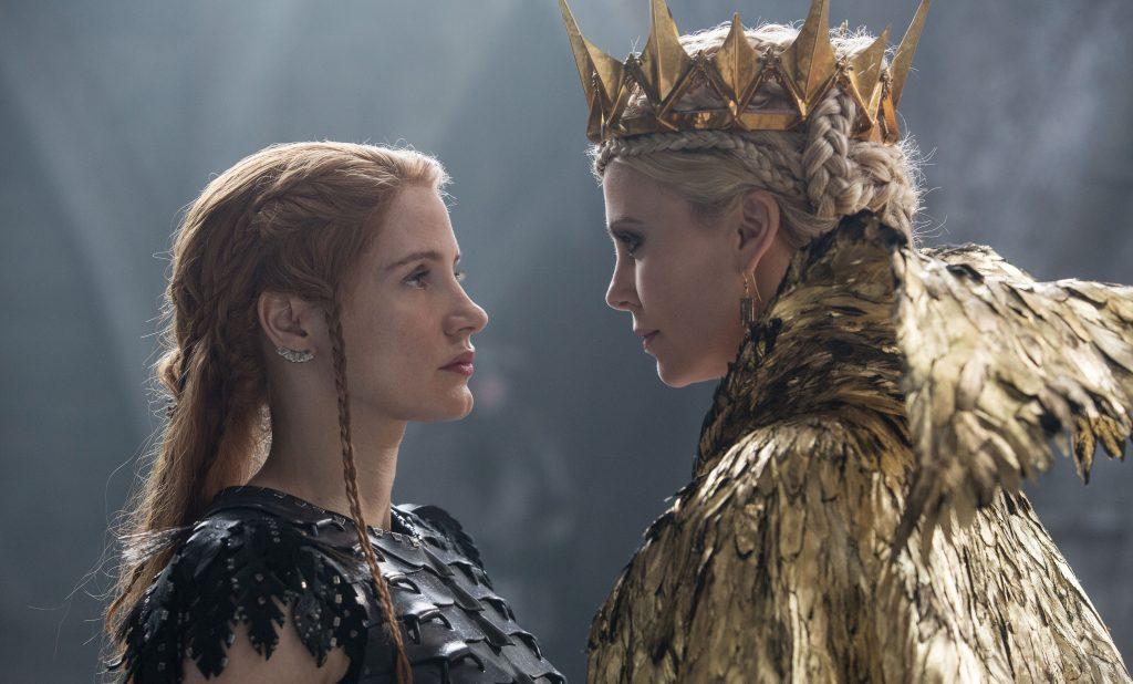Il cacciatore e la regina di ghiaccio [UHD]