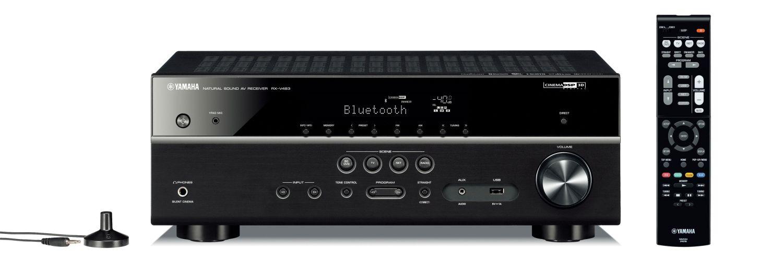 Yamaha svela i nuovi amplificatori HT della serie RX-Vx83