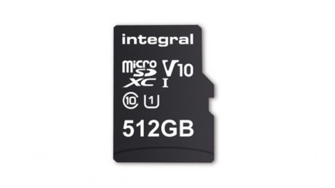 Integral microSDXC 512GB home