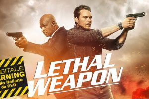 Lethal Weapon - Prima stagione [BD]