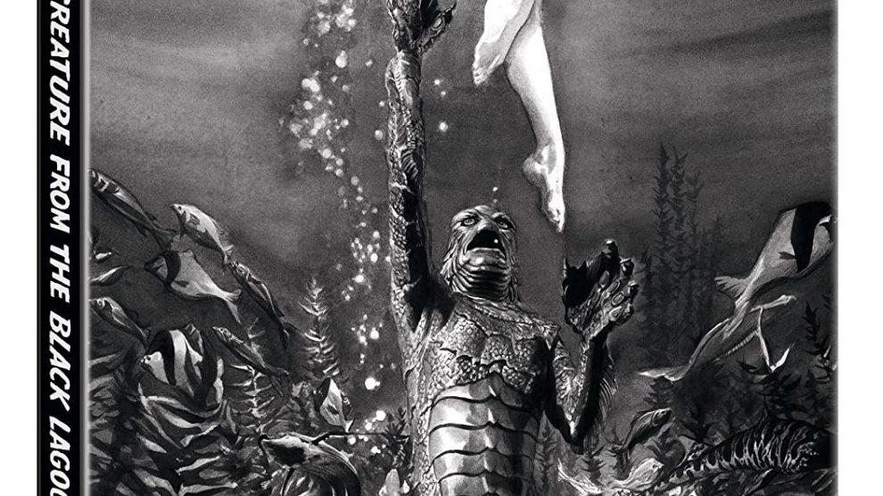 Il Mostro della Laguna Nera 3D [Blu-ray]