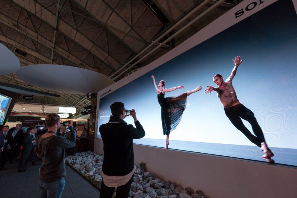 ISE 2018: Sony e l'innovazione Corporate ed Educational