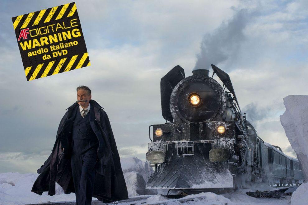 Assassinio sull'Orient Express [UHD]