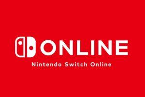 Nintendo Switch Online home