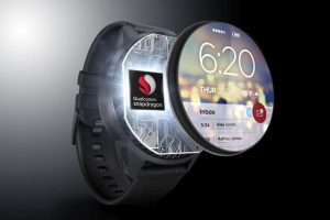 Qualcomm Snapdragon smartwatch home