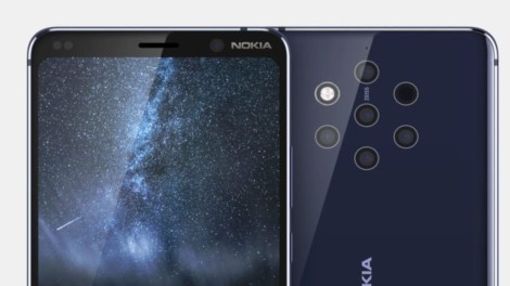 nokia 9 pure view home