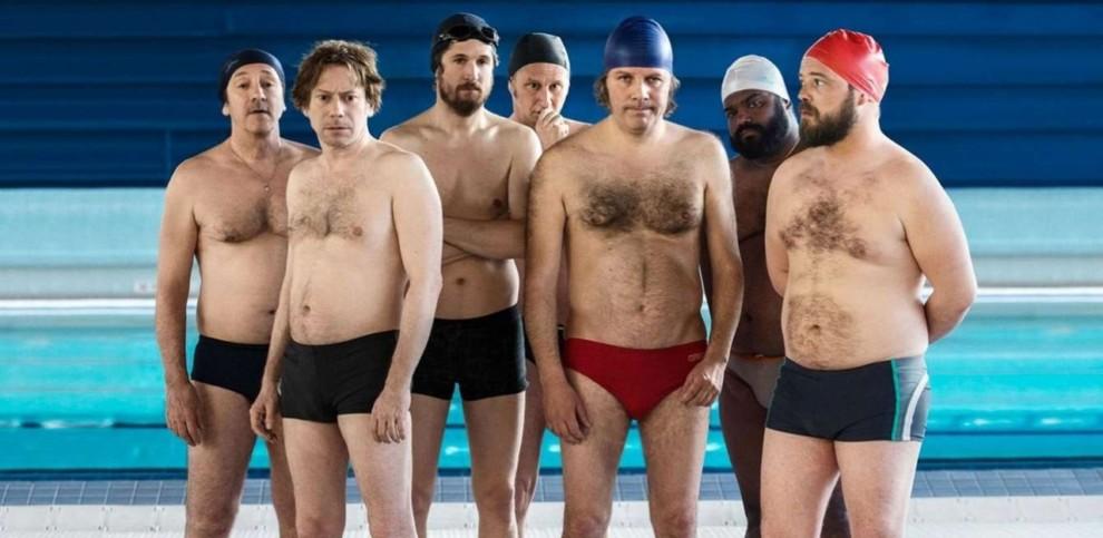 7 uomini a mollo [BD]