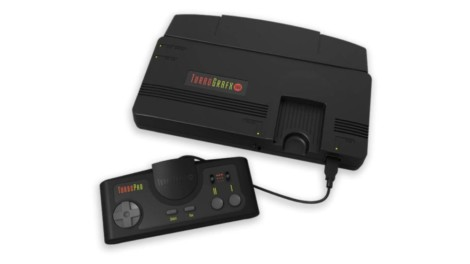 TurboGrafx-16 Mini: retro gaming in salsa Konami