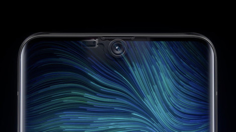 Oppo rivela la under-screen camera