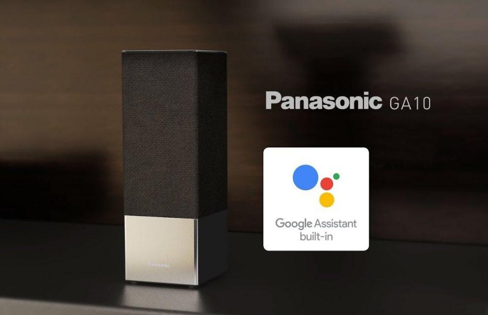 Panasonic SC-GA10 – Prova d'uso