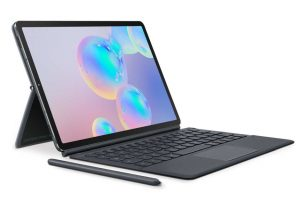 galaxy tab S6 home