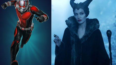 Ant-Man & Maleficent 4K news