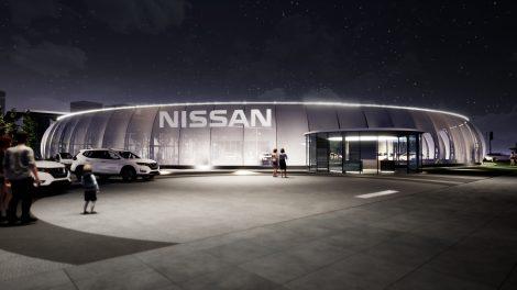 nissan pavillon