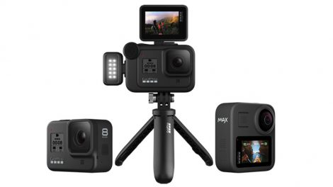 GoPro Hero8 Black home