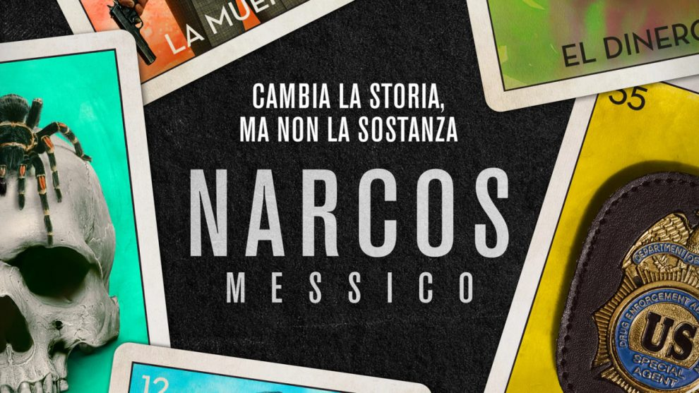Narcos Messico - Stagione 1 [BD]