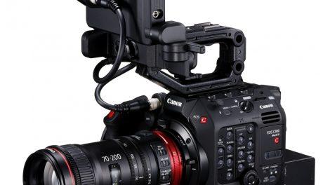 Canon EOS C300 Mark III - Prima parte