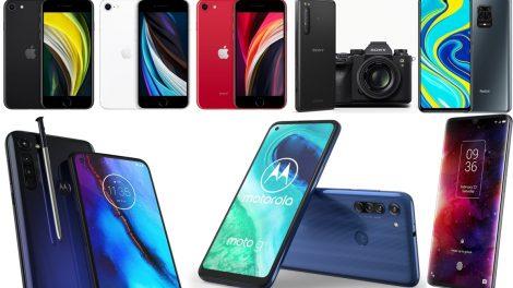 Speciale nuovi smartphone 2020 – Seconda parte