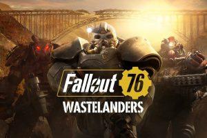 Fallout 76 Wastelanders, arrivano gli NCP