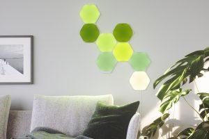 Nanoleaf Shapes: l'illuminazione smart si fa esagonale