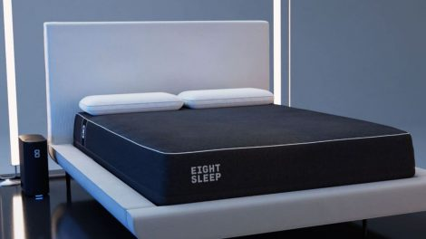 Pod Pro, il materasso smart di Eight Sleep