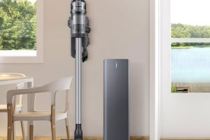 Samsung Jet e Clean Station anti allergie