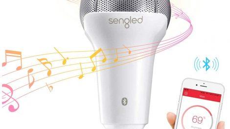 Sengled Solo porta la luce in casa a ritmo di musica