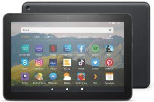 Amazon annuncia il nuovo Fire HD 8… ma noi vorremmo tanto il 10