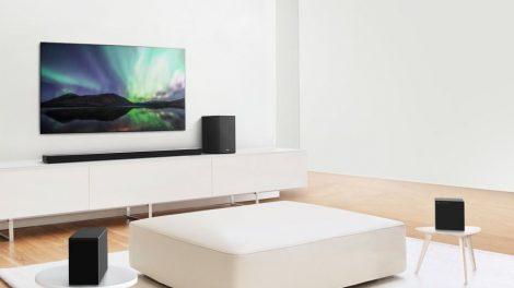 Tutto sulle cinque soundbar LG del 2020 tra Atmos e autoconfigurazione