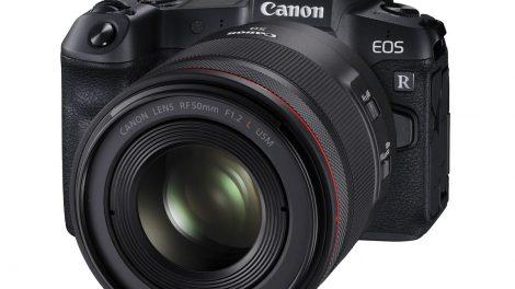 Mirrorless Canon EOS R