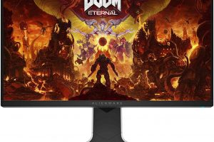 Monitor gaming Dell Alienware AW2720HF
