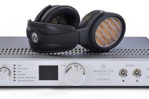 Warwick Acoustics APERIO - Cuffie e DAC / Ampli