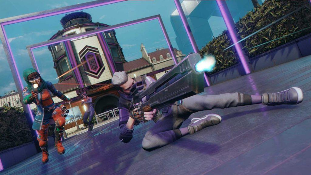Ubisoft e lo sparatutto Hyper Scape