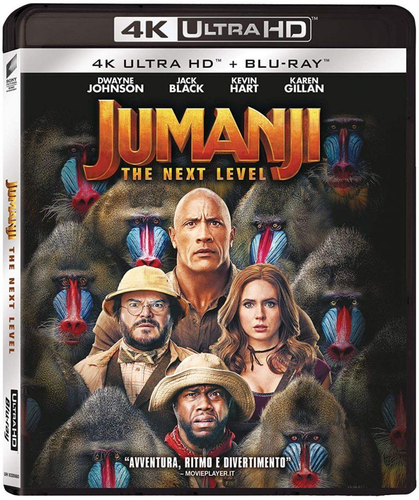 Jumanji The Next Level [UHD]