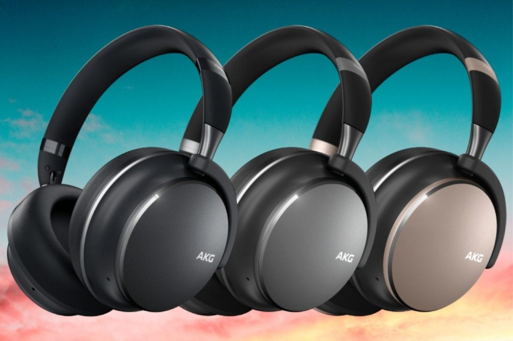 AKG Y400 e Y600 NC: nuove cuffie wireless con Bluetooth 5.0