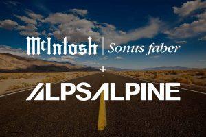 Mcintosh , Sonus Faber ed Alps Alpine, un matrimonio a tre!