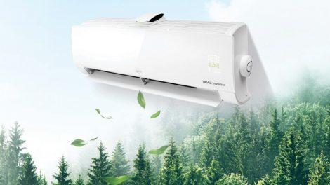 LG Dualcool Atmosfera