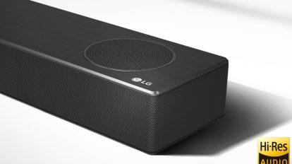 LG SN7Y - Soundbar sorprendente