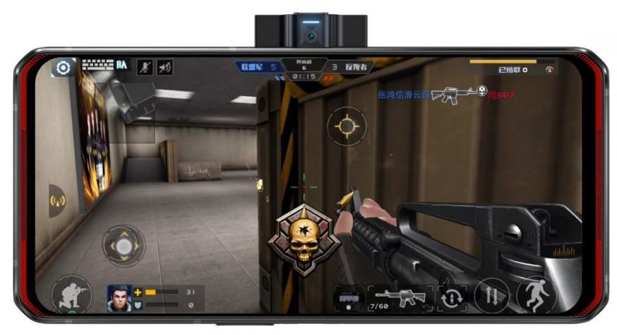 Lenovo e il gaming smartphone Legion Duel
