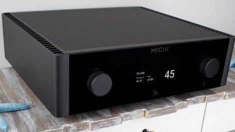 Rotel lancia gli ampli integrati Michi X5 e X3