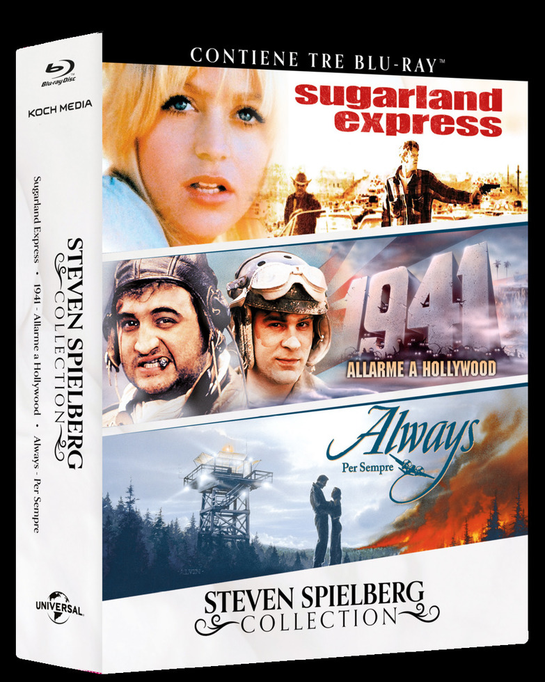 Steven Spielberg Collection – 1941 [BD]