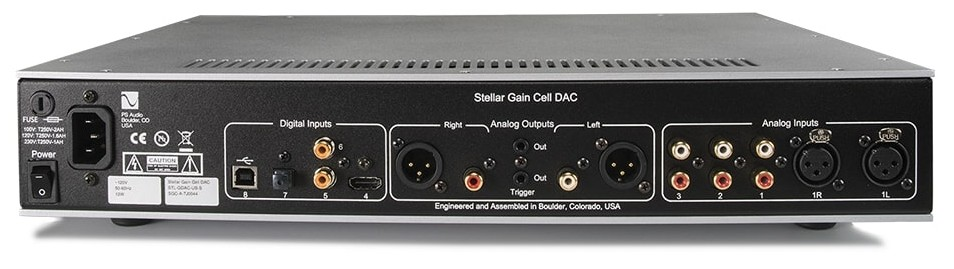 Preampli & DAC PS Audio Stellar Gaincell