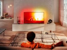 Nuovi TV LCD Philips tra Ambilight, DTS Play-Fi e Android TV