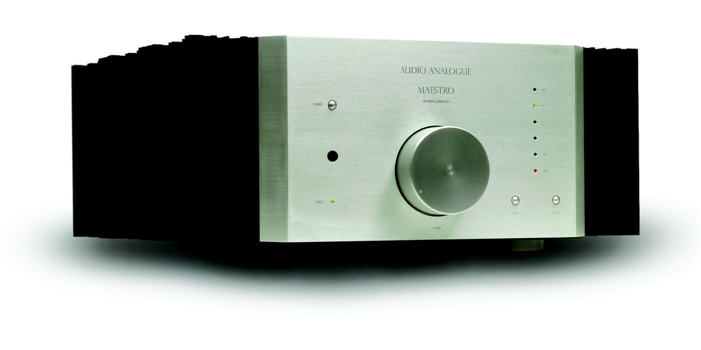 Audio Analogue, dal 1995 l'alta fedeltà made in Italy.