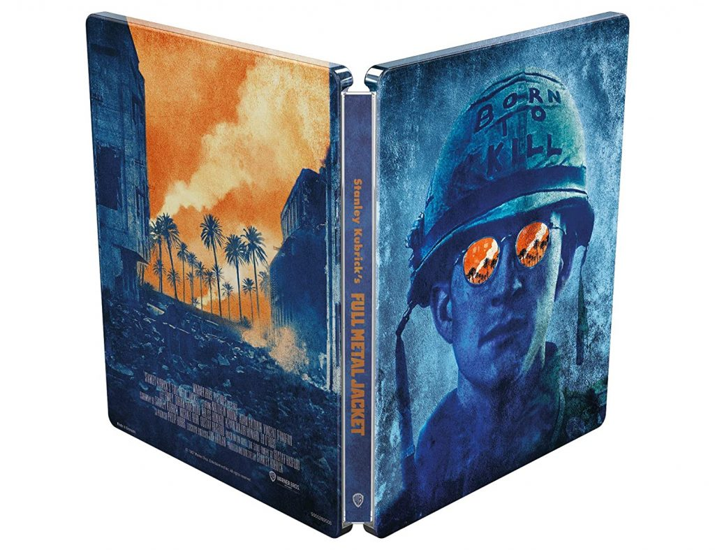 Full Metal Jacket: appuntamento con l'Ultra HD Blu-ray a ottobre