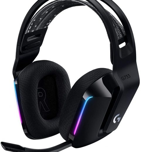 Cuffia wireless Logitech G733