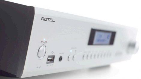 Amplificatore integrato Rotel A14