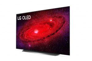 Una promozione nel segno dell'audio per il TV OLED LG CX da 48''