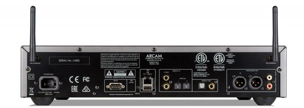 Arcam ST60: lo streamer audio che non teme nulla
