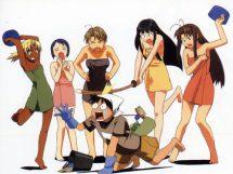 Anime - Love Hina [BD]